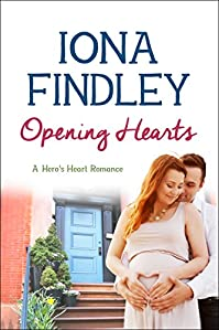 Opening Hearts: A Hero's Heart Romance #1 by Iona Findley ebook deal