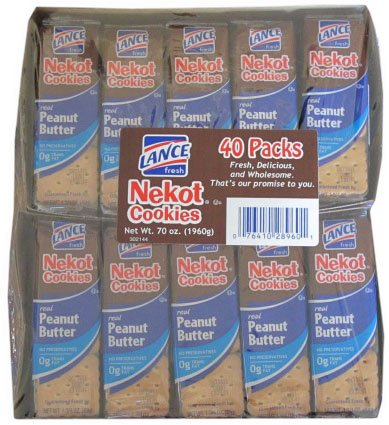 Nekot Cookies 40 Packs
