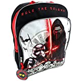 Star Wars VII: The Force Awakens Rule The Galaxy 16 inch Light Mochila