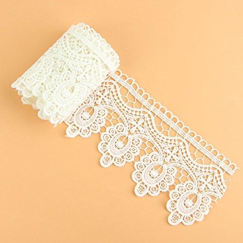yontree-floral-venise-lace-applique-sewing-trim-bridal-wedding-applique-white-2-yards