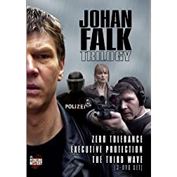 The Johan Falk Trilogy