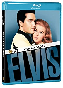 Cover of &quot;Viva Las Vegas [Blu-ray]&quot;