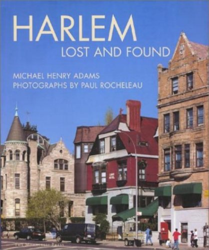 Harlem: Lost and Found