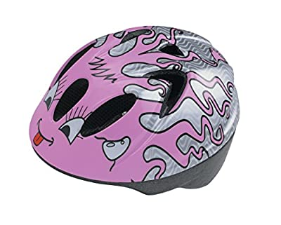 Oxford Girl's Little Angel Helmet - Red/Pink