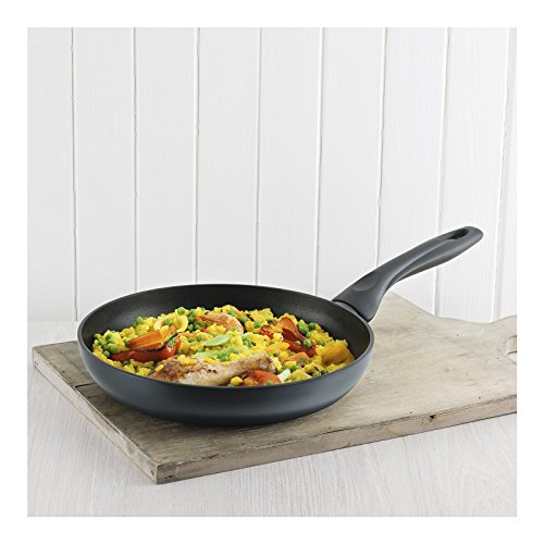 kuhn rikon cucina non stick frying pan 16 cm black the british kitchen company. Black Bedroom Furniture Sets. Home Design Ideas