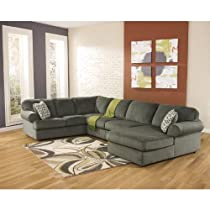 Marvelous Best Buy Flash Furniture Jessa Place Sectional Sofa Pewter Alphanode Cool Chair Designs And Ideas Alphanodeonline
