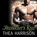 Midnight's Kiss: Elder Races, Book 8 (       UNABRIDGED) by Thea Harrison Narrated by Sophie Eastlake