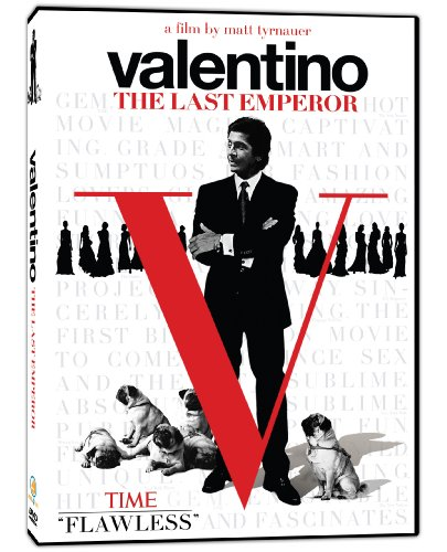 Cover art for  Valentino: The Last Emperor