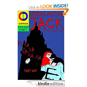Spring Heeled Jack Part One (Surreal Murder Mystery)