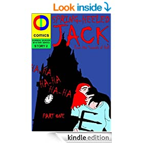 Spring Heeled Jack Part One (Surreal Murder Mystery Book 2)