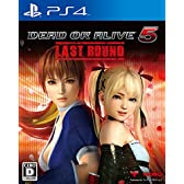 DEAD OR ALIVE 5 Last Round - PS4
