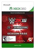 WWE 2K15 Showcase Season Pass - Xbox 360  [Digital Code]