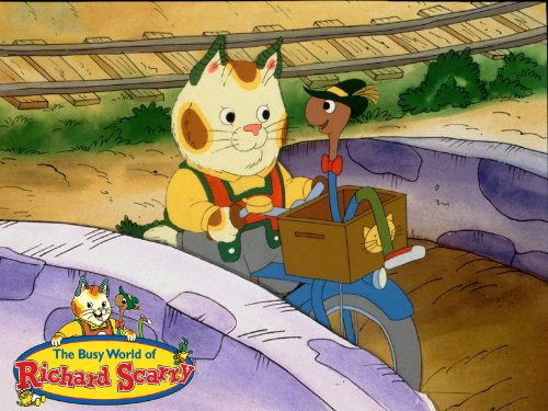 Busy World of Richard Scarry Season 1