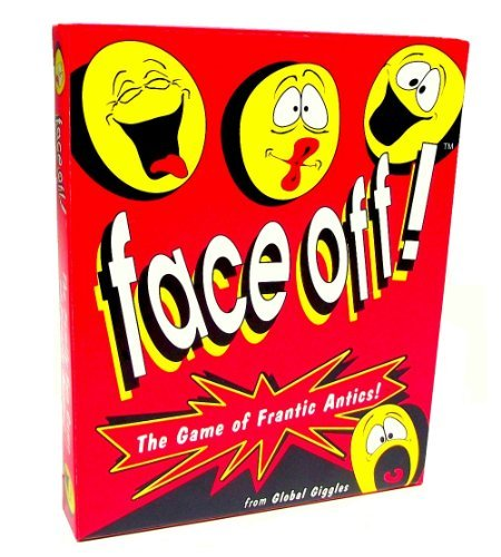 Face Off! Card Game for Hilarious Family Game Night Fun - 1