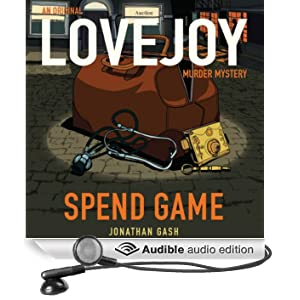 Spend Game: Lovejoy, Book 4 (Unabridged)