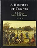 img - for A History of Tennis book / textbook / text book