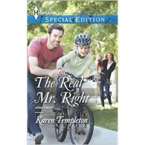 The Real Mr. Right by Karen Templeton