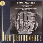 Shostakovich: Symphony No. 15; Piano...