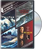 4 Film Favorites: Survival Collection (Twister / The Perfect Storm / Poseidon / Outbreak) (Bilingual)