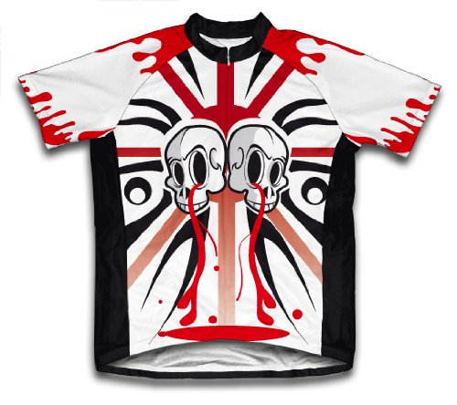 Buy Low Price Red Kill Drip Cycling Jersey for Men (01-JSS-162-PM)