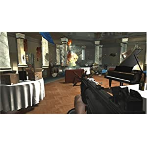 Game, Games, Video Game, Video Games, xbox 360, James Bond, 007, Bond 007: Quantum of Solace