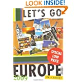 Let's Go 2009 Europe (International Edition)