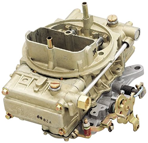 Holley 0-9776 Model 4160 450 CFM Square Bore 4-Barrel Mechanical Secondary Adjustable Float No-Choke New Carburetor (450 Holley Carb compare prices)