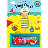 Magnetic Dressing-Up Play (Magnetic Dress Up)by Melissa Four