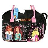 Adorable Girl's Gym Bag - My Scene Duffle Bag