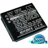 Battery For Samsung HMX-R10 1000mAh CS-BH125C