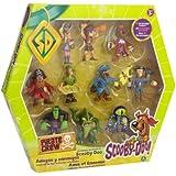 COLLEZIONE Scoobydoo Gpz-Box c/10 Personaggi