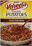 Velveeta Kraft Cheesy Potatoes Box, Hash Browns, 9.01 Ounce (Pack of 3)