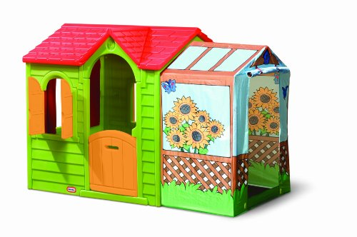 Little Tikes Garden Cottage- Evergreen