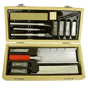 30 piece Hobby Knife & Miter Saw Cutting Craft Set
