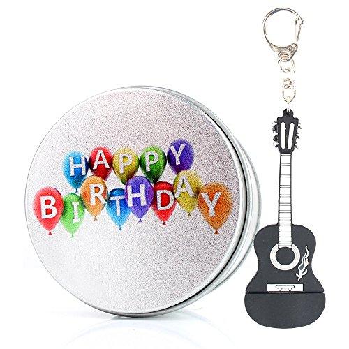 Anvor® Birthday Gift CHIAVETTA USB la chitarra USB Chiavette Flash Drive Memory Stick Pen Drive