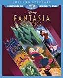 Fantasia 2000 (Ed. Speciale) (Bluray Combo) [Blu-ray] [Import belge]