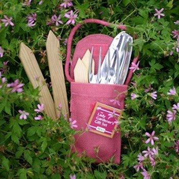Lady Gardener's Tool Gift Set - Gardening Gifts