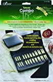 "Clover Interchangeable Circular Knitting Needles ""Takumi Combo"" Set"