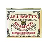 J.R.Liggetts Old-Fashioned Bar Shampoo Tea Tree and Hemp Oil Formula - 3.5 oz - Pack of 1