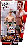 Mattel WWE Wrestling Best of Pay-Per-View 2013 Wrestlemania 29 Basic Action Figure Sheamus [Build Booker T]