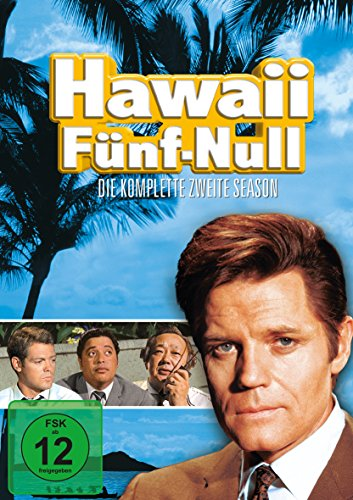 Hawaii Fünf-Null - Season 2 [6 DVDs]