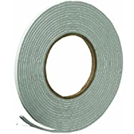 Do it PVC Closed Cell Vinyl Foam Weatherstrip Tape-1/4X1/8