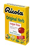 Ricola 45g Sugar Free Original Herb Drops