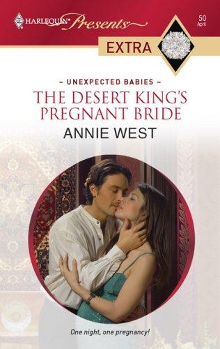 Image of The Desert King's Pregnant Bride