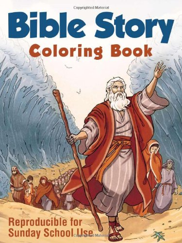 Download Bible Story Coloring Book Pdf