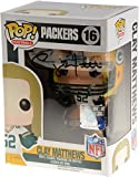 Clay Matthews Green Bay Packers Autographed Funko Pop! Football Figurine - Fanatics Authentic Certified