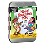 Kid's English/Spanish Magnetic Poetry Kit