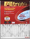 16x16x1 (15.7 x 15.7) Filtrete 1000 Filter by 3M (4 Pack)