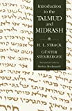img - for Introduction to the Talmud and Midrash book / textbook / text book