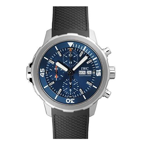 [アイダブリューシー] IWC 腕時計 アクアタイマー クロノグラフ クストー IW376805 メンズ 新品 [並行輸入品]